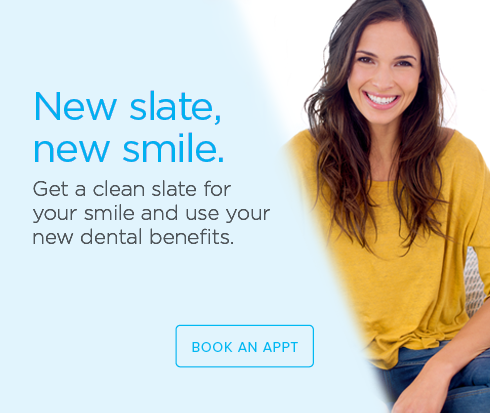 Carmel Valley Dentist Office and Orthodontics - New Year, New Dental Benefits