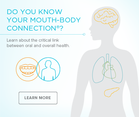 Carmel Valley Dentist Office - Mouth-Body Connection